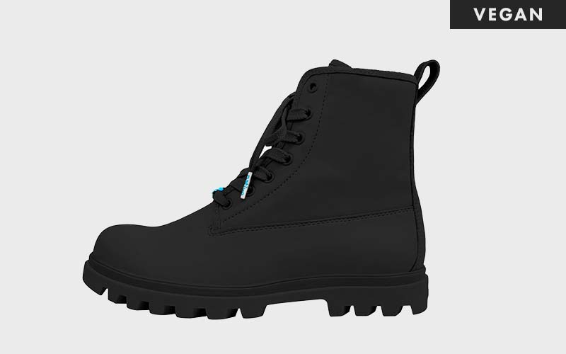 Stylish Vegan Boots for Men