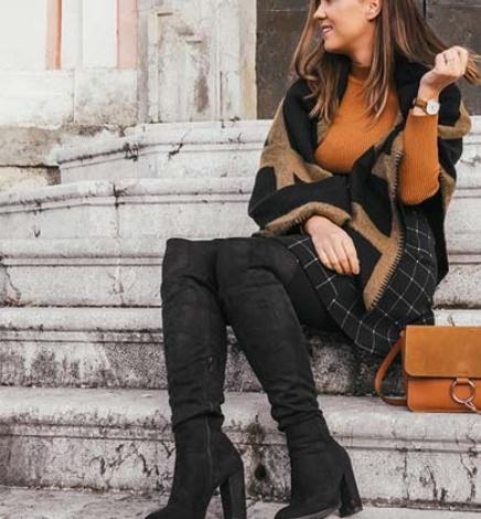 List of 18 Vegan Knee High Boots for Fall/Winter 2020