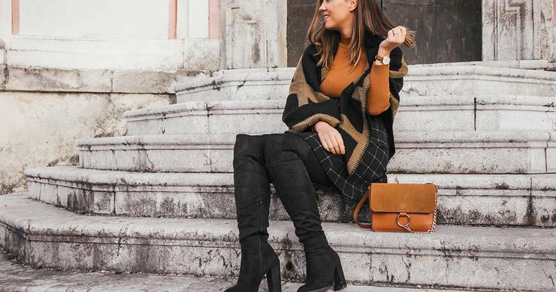 vegan knee high winter boots