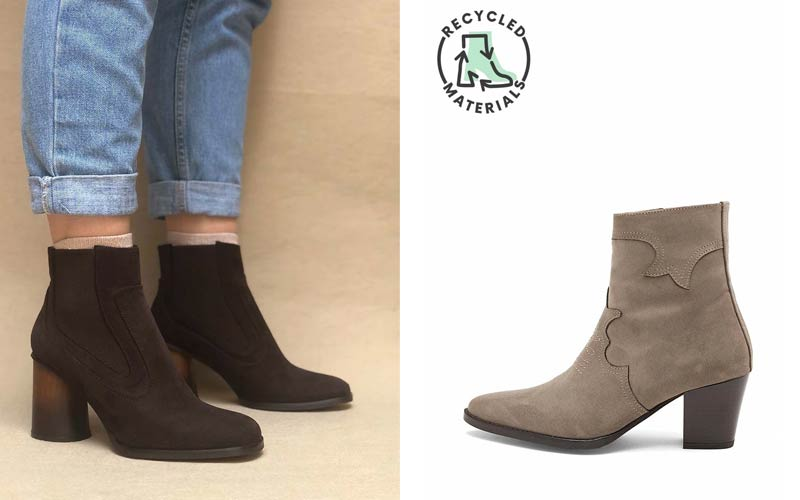 Mireia Playà Vegan Leather Boots