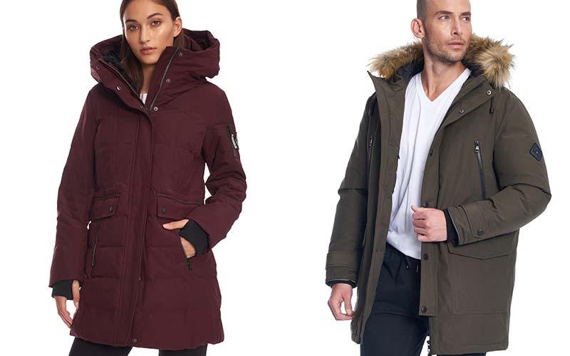 Alpine North Vegan Parka & Winter Coats