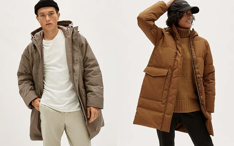 Everlane Vegan Parka & Winter Coats