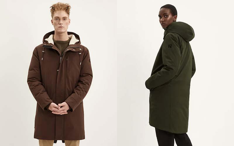Frank and Oak Vegan Parka & Winter Coats