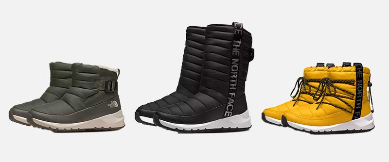 The North Face - Vegan Boots for Winter