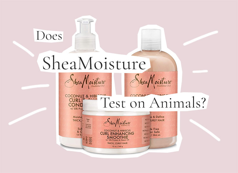 Is SheaMoisture Cruelty-Free?