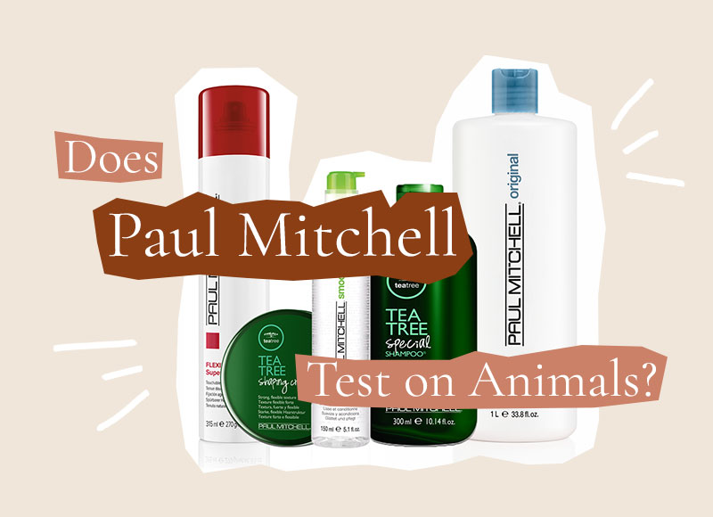 Is Paul Mitchell Cruelty-Free?
