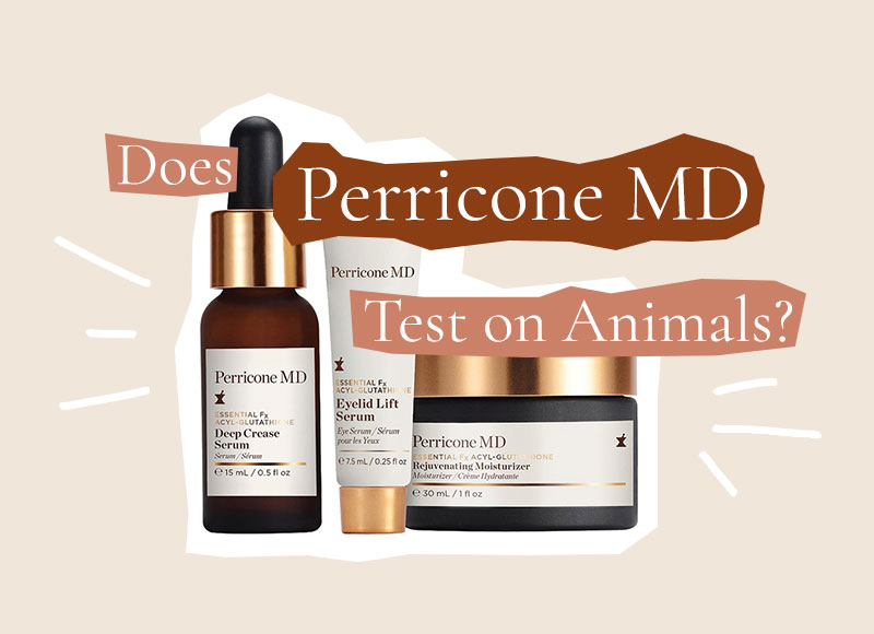 Is Perricone MD Cruelty-free?