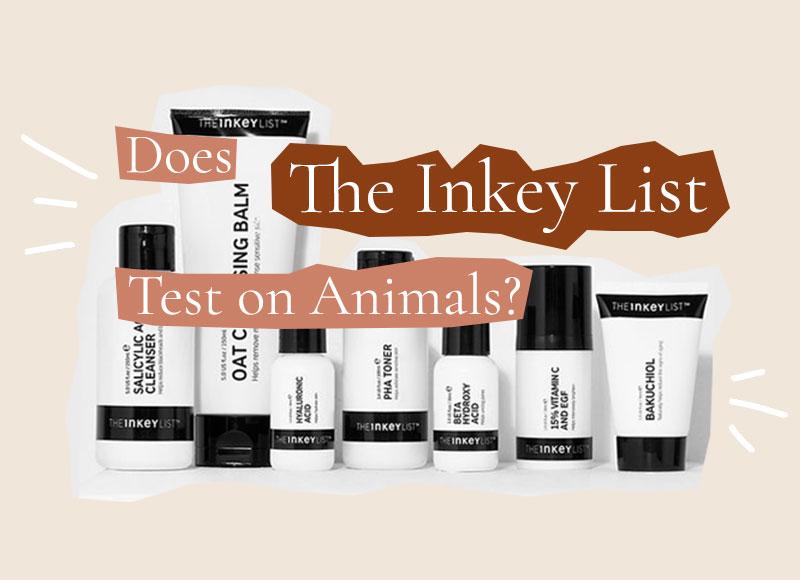 Is The Inkey List Cruelty-Free?
