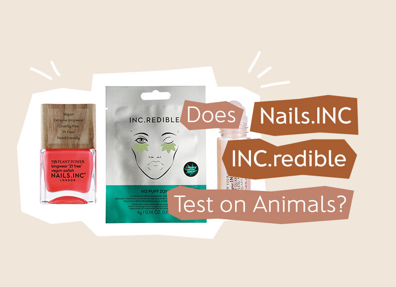 Is INC.redible and nails.INC cruelty-free?