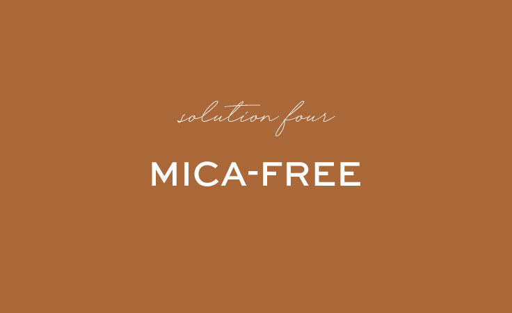 Mica-Free - Solution to Ethical Mica in Makeup?