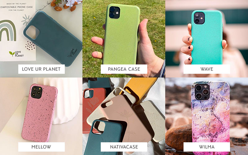Compostable Phone Cases