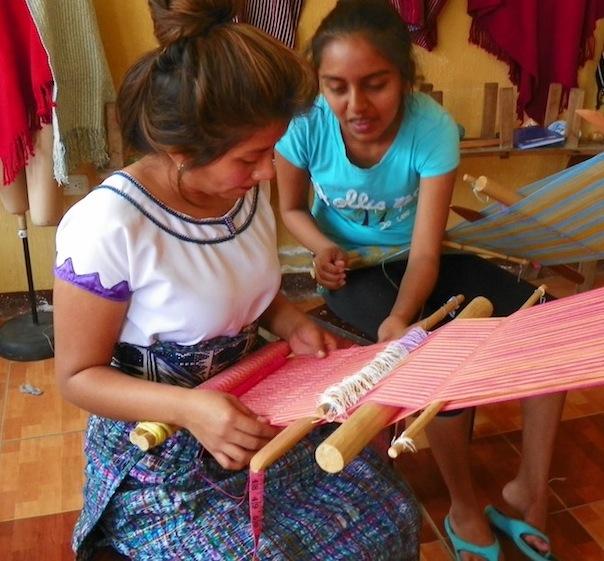 Guatemala Textiles Workshop