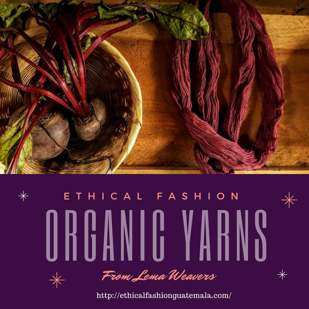 Organic Yarns