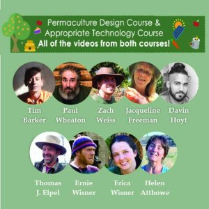 Permaculture design course 177 hours