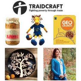 Up to 60% Off at Traidcraft