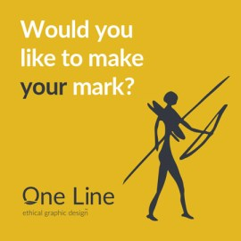 One Line - Make Your Mark