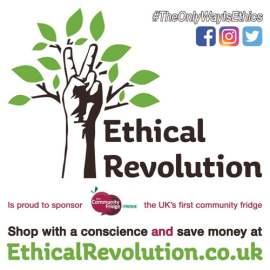 Ethical Revolution Fridge Sticker