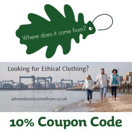 Where Does It Come From 10% Coupon Code