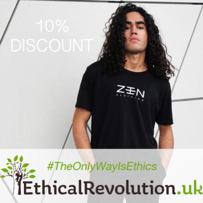 10% Zen Clothing Promo Code