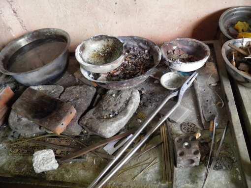 Angkor Bullet Jewellery - atelier