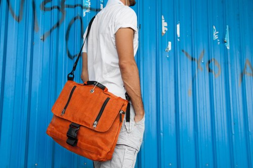 Le Relax - Sac Messager