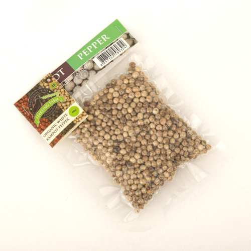 Kampot Pepper White - Starling Farm - 50g.