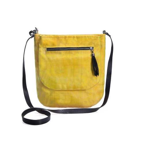 Away - Ethical Crossbody Bag - Yellow