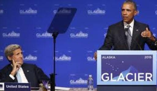 obama alaska