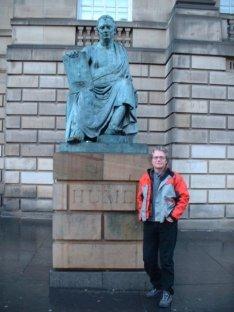 Hume and I