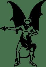 pointing-devil