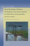 moral boundaries redrawn