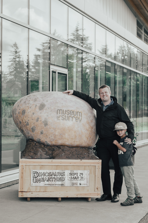 dinosaurs-unearthed-surrey-museum-grandview-heights-aquatic-centre