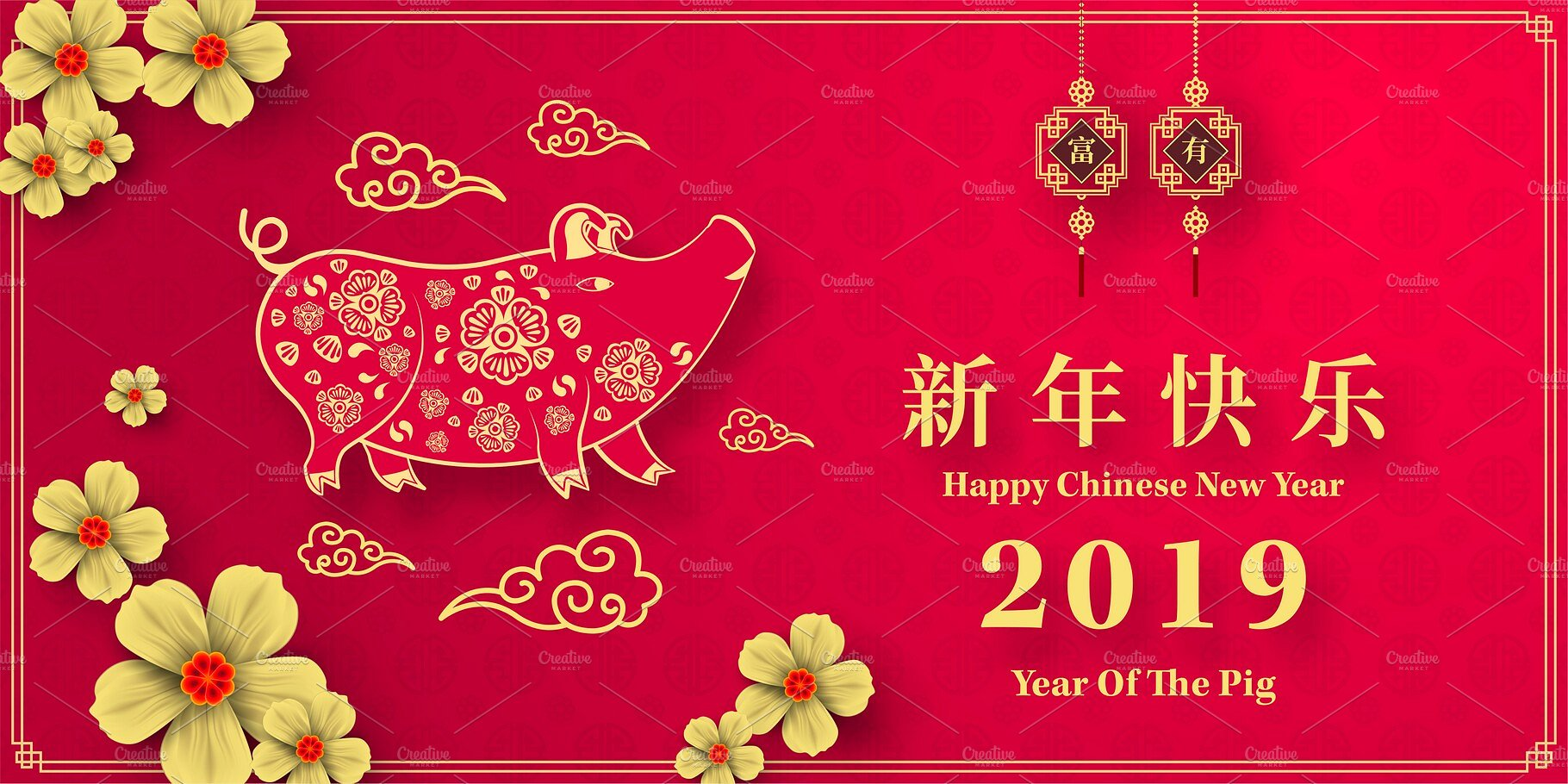 Happy Year of the Pig: Chinese New Year 2019 | Ethiopian Gazette