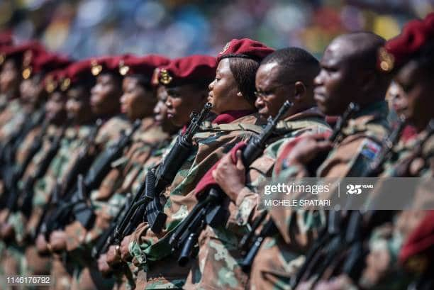 The Most Powerful Militaries In Africa 2020