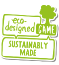 eco design non-toxic wooden toys sold by Ethiqana a shop specialising in eco friendly products, earth friendly products and sustainable products.