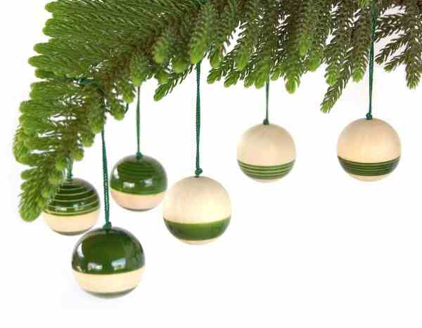 baubles sold by Ethiqana a shop specialising in eco friendly products, earth friendly products and sustainable products.