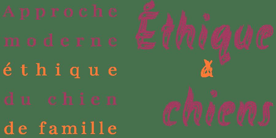 Logo Éthique et chiens