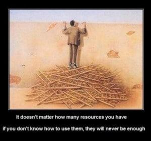 Ook fondsen beheerders moeten efficient werken