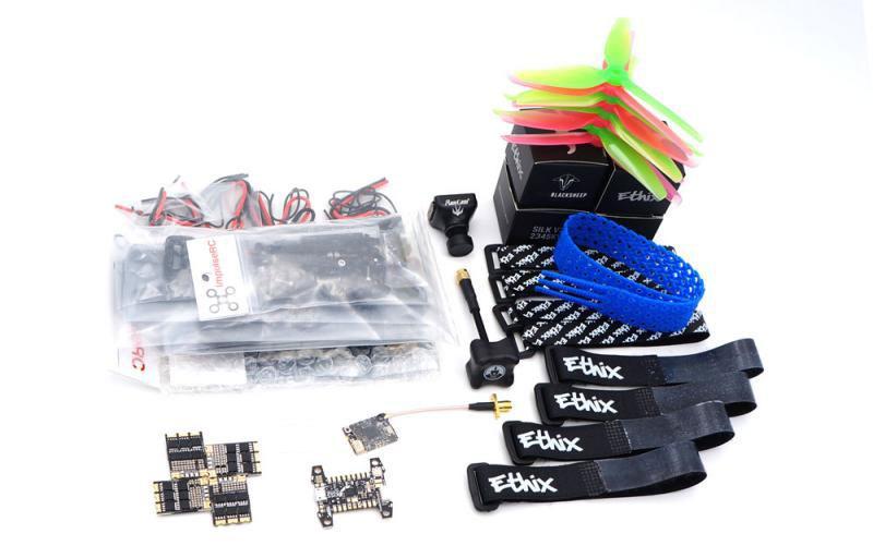 ETHIX Quad Builder Kabel Set FPV Copter