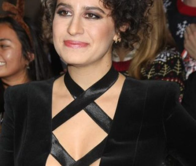 Los Angeles Nov 17 Ilana Glazer At The The Night Before La