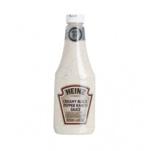 Sauce Creamy Black Pepper Heinz