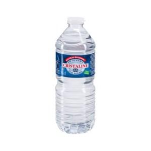 24 bouteilles d'eau 50 cl - Cristaline