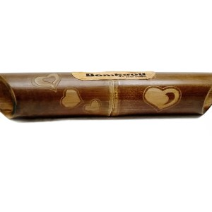 Altavoz de bambú Heart – Corazones