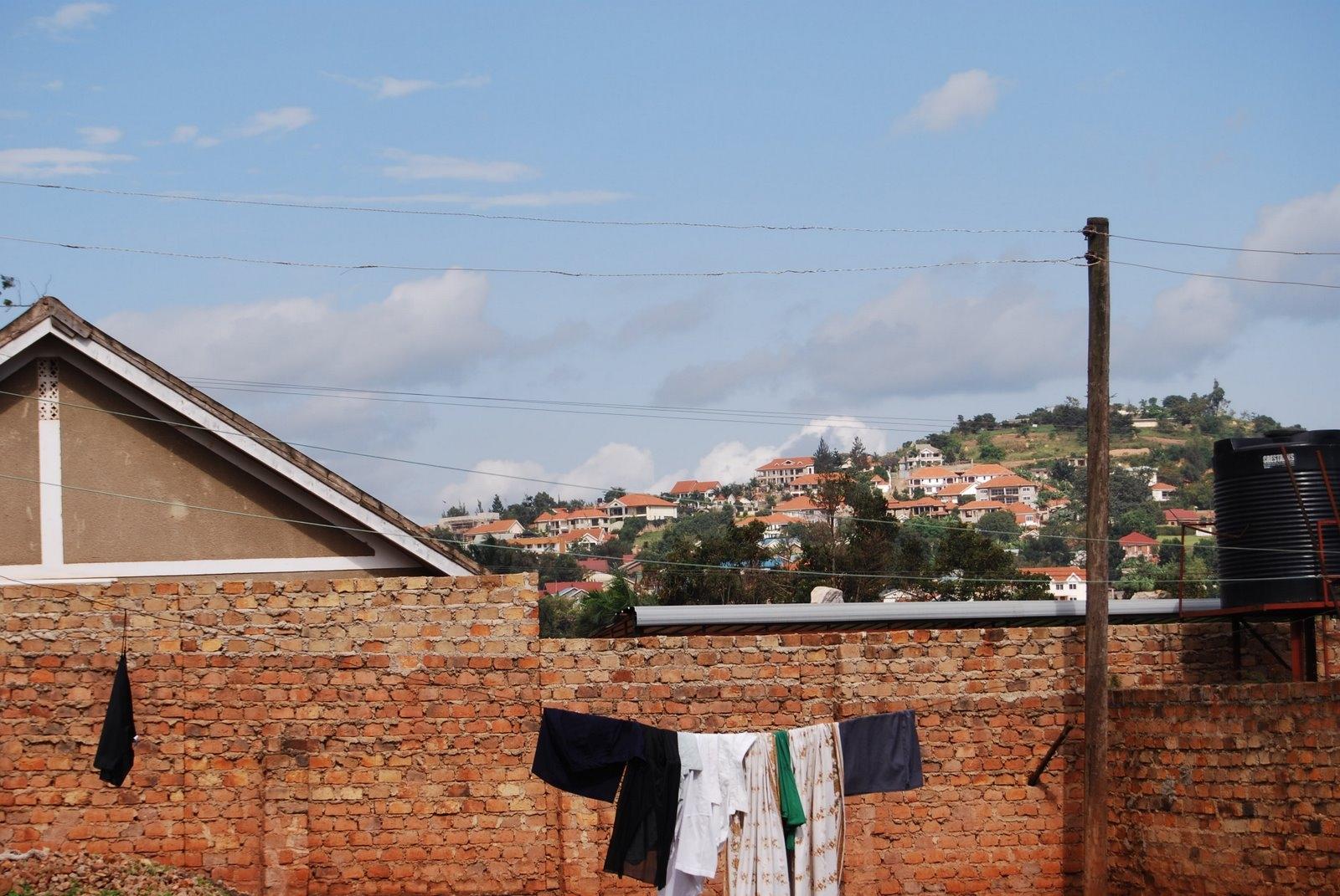 better housing beyond the perimeter wall