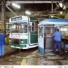 Poste de lavage manuel: autobus sc10 de la ligne 63