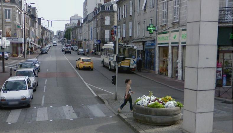'Quand on arrive en ville...' La route de Paris