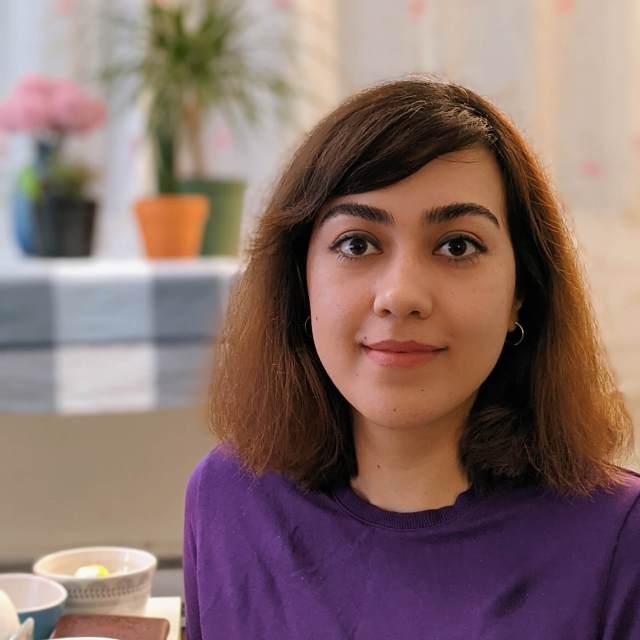 Sarah Bahrami