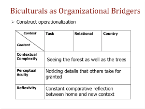 bicultural bridges