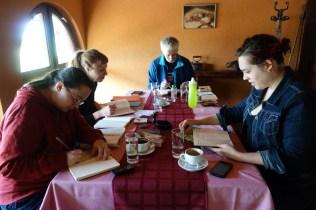 Instructors and Preceptors Reading Notebooks