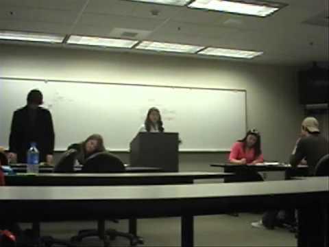 Parli Debaters: Practice this LOC